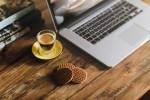 Stroopwafels van Markus en Markus bij de thee of koffie